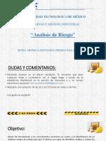 Presentación_Analisis De Riesgo y Almacenamiento y eliminación de materiales peligrosos..pptx