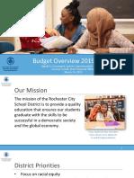 RCSD 2019-20 DRAFT Budget Presentation 3-19-19 3.48pm