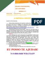 ANHANGUERA Ciências Contabéis AREZZO 6 a 7 Semestre