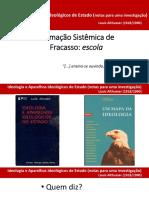 Ideologia e Aparelhos Ideológicos de Estado (Althusser)