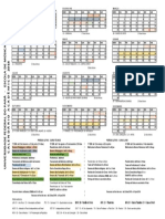Calendário Acadêmico 2018 EMUFPA