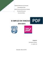 INFORME EL EMPLEO EN VZLA.docx