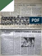 Cuvantul Romanesc anul 5, nr. 56, decembrie 1980