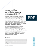 Whitepaper Autodesk Raster Design-Civil 3D