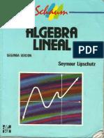 Lipschutz Seymour - Algebra Lineal - 2da Edicion.pdf