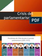Crisis Parlamentarismo Gaby