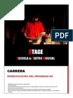 CARRERA 2018-2019