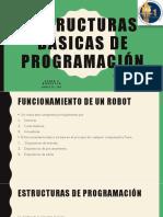 Estructuras Básicas de Programación Etapa 3