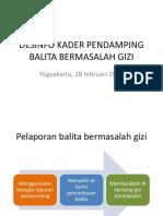 DESINFO KADER PENDAMPING BALITA BERMASALAH GIZI.pptx