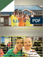 makalah anak berkebutuhan khusus