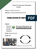 TRABAJO DE semana nacional del emprendedor.docx