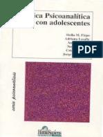 Clínica psicoanalítica con adolescentes [Stella M. Firpo, Adriana Lasalle].pdf