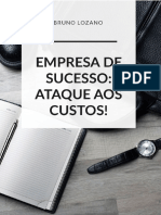 eBook Empresa de Sucesso Ataque Aos CUSTOS OFICIAL 2.0