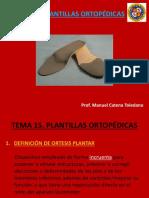 Tema 15. Plantillas Ortopédicas