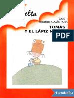Tomas y El Lapiz Magico - Ricardo Alcantara Sgarbi