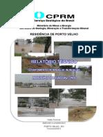 Relatório Das Cheias Municipio - CACOAL