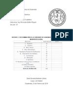 Reporte 1 Det. de La Keq de Una Especie Monoprotica Debil