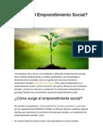 Qué es el Emprendimiento Social.docx