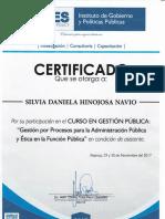 GP Certificado