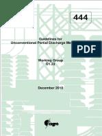 2010 CIGRE 444 WG D1.33 Guidelines for Unconventional Partial Discharge Measurements.pdf