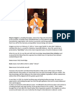 Linggen Profile for Australia International Yoga Conference