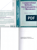 (Ebook Physics) Computational Methods For Electromagnetics And Microwaves.pdf