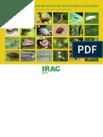 Folleto Clasificación Del Modo de Acción de Insecticidas y Acaricidas v.5 Ene19