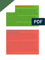 El uso generalizado de las TIC en preescolar.docx