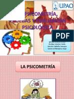 La Psicometria, Pruebas y Evaluacion Psicologica