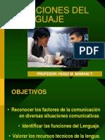 02. Las Funciones Del Lenguaje