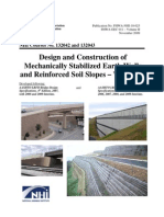 FHWA-NHI-10-024 Design & Construction of MSE Walls and Reinforced Soil Slopes - Volume II