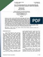 Penentuan Harga Wajar Saham PT Telekomunikasi Indonesia TBK Dengan Metode Gordon Growth Model_UG.pdf