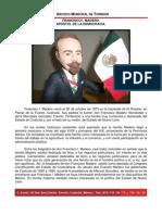 Francisco I Madero Apostol de La Democracia