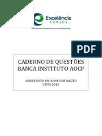 Cardeno de Questões - EXTRA.pdf