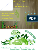 ppt Ekosistem