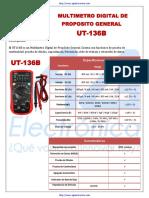 UT-136B