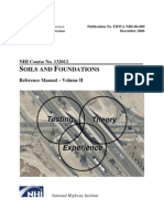 Fhwa Nhi-06-088 Volume II - Soils and Foundations