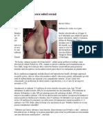 EU Nación Con Poca Salud Sexual