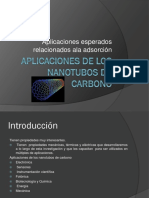 Aplicaciones de Los Nanotubos de Carbono