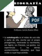 PPT 2 CLASE 2 Autobiografía.pptx