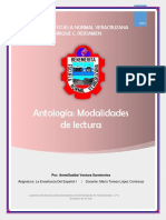 ANTOLOGÍA DE  MODALIDAD DE LECTURA.docx