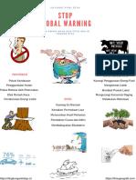 Poster Global Warming