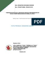 Proposal Kelompok Tani 2019 Inkubasi