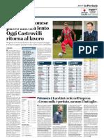 La Provincia Di Cremona 20-03-2019 - Serie B
