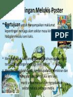 Pertandingan Melukis Poster