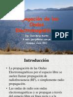 Propagación Introducción Antenas