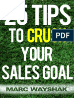 25 Tips to Crush Your Sales Goal eBook by Marc Wayshak.pdf