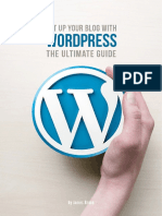 Set Up Your Blog With WordPress the Ultimate Guide
