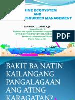 Marine_Ecosystem and CRM
