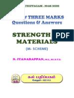SOM - English ( 2 & 3 Marks)
